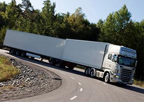 واجب ثقيل لسيارات الشحن